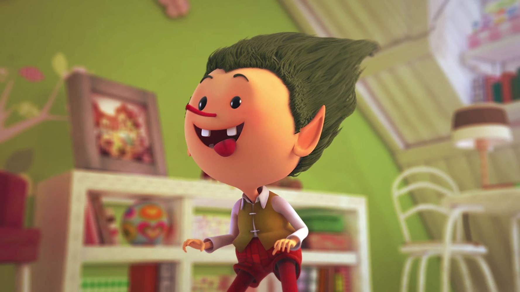 Elf on the Run (Teresa eta Galtzagorri)