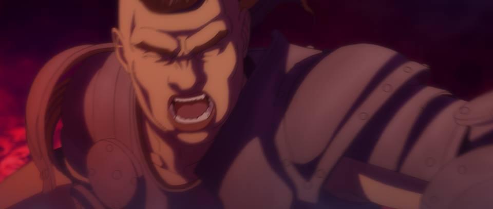 Berserk: The Golden Age Arc 3 - Descent