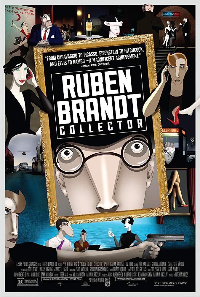 Ruben Brandt, Collector [Sub: Eng]