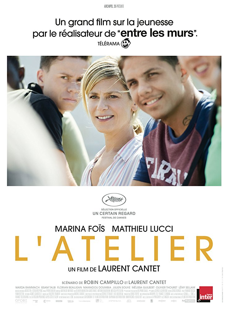 The Workshop (L'atelier) [Audio: French]