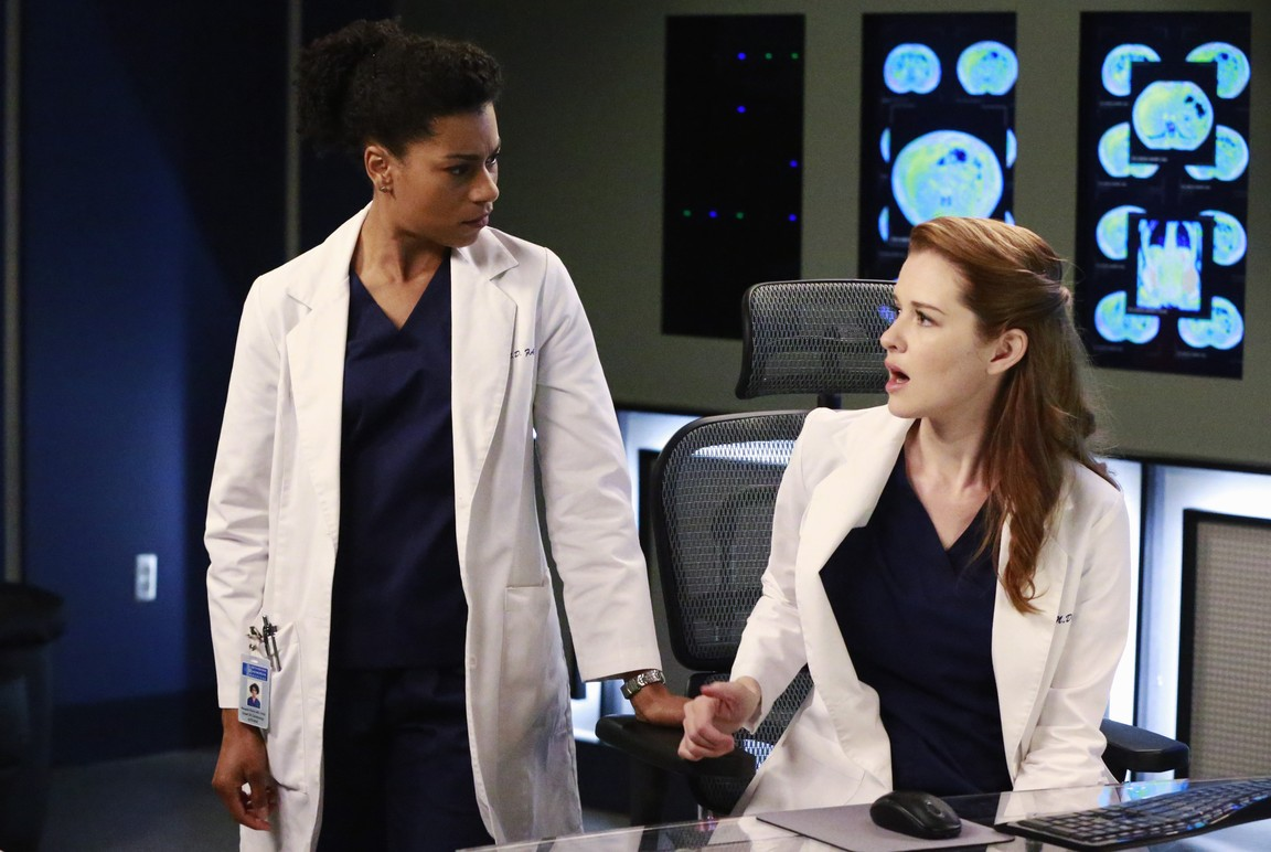 Greys Anatomy - Season 11 Episode 20: One Flight Down