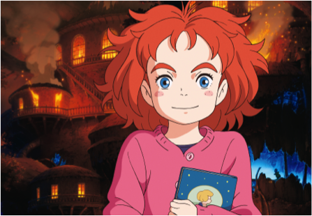 Mary and the Witch's Flower (Meari to majo no hana) [Sub: Eng]