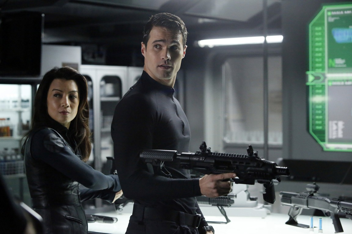Marvel's Agents of S.H.I.E.L.D. - Season 1 Episode 15: Yes Men