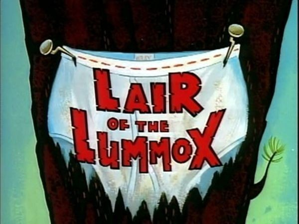 The Ren & Stimpy Show - Season 3 Episode 08: Lair of the Lummox